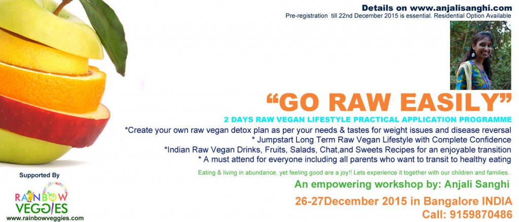 Go Raw Easily_26-27 Dec 2015_FB event Cover