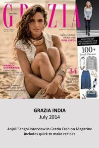 Grazia India_July 2014