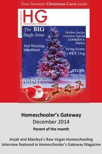 Homeschoolers gateway_Dec 2014