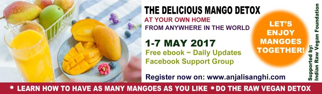 Mangoes 1-7 May 2017.
