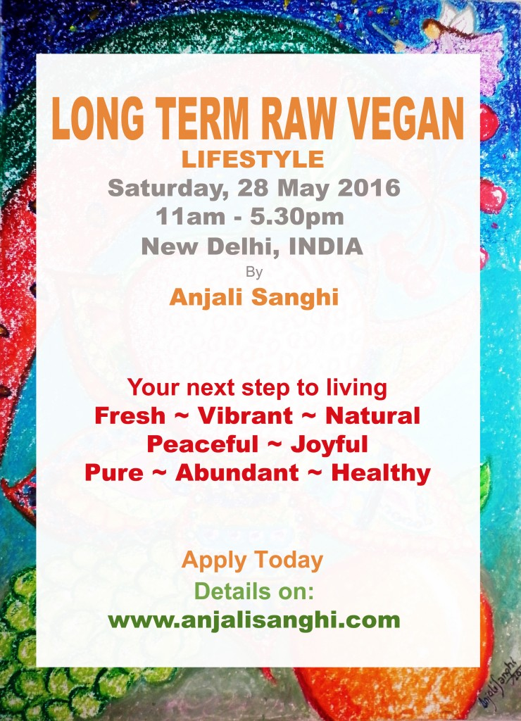 28 May 2016_Long Term Raw Vegan