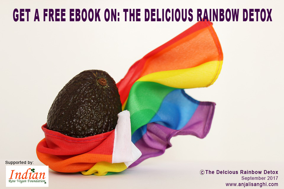 FREE RAINBOW DETOX EBOOK