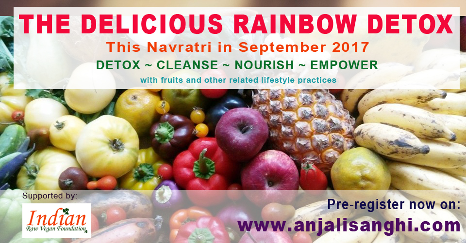 Rainbow Detox- fruits